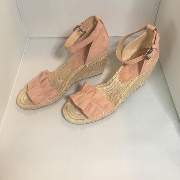 fc4794814b9 Splendid Bedford Espadrille Wedge Sandals NWT